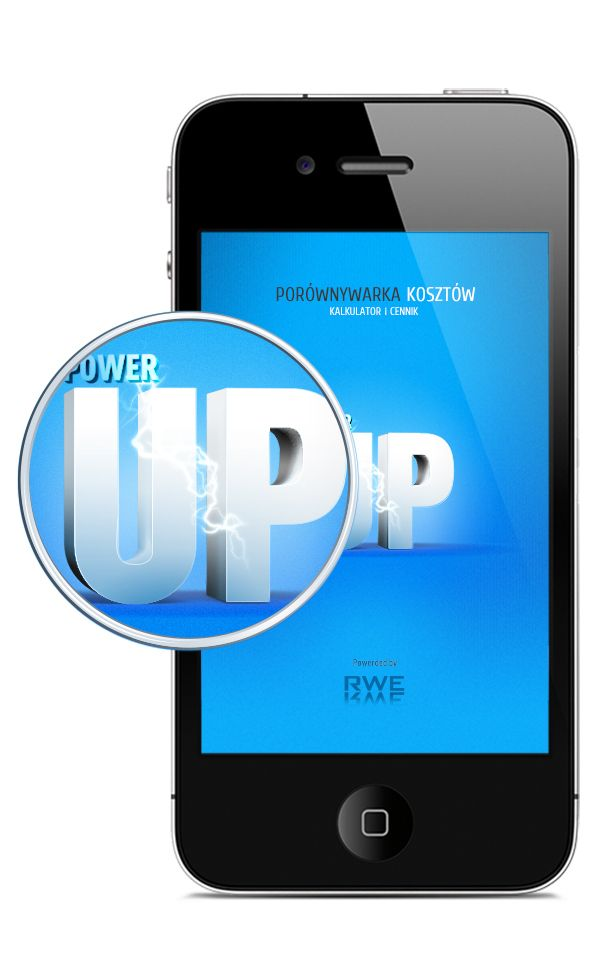 Power UP App by Tomasz Przetacznik (thomasonline.pl) Link:  http://on.be.net/Z4mPEP