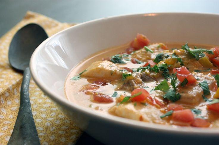 Zuppa di pesce piccante