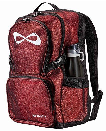 Cheerleading 66832: Nfinity Sparkle Backpack Red Cheerleading Equipment, New -> BUY IT NOW ONLY: $100.88 on eBay!