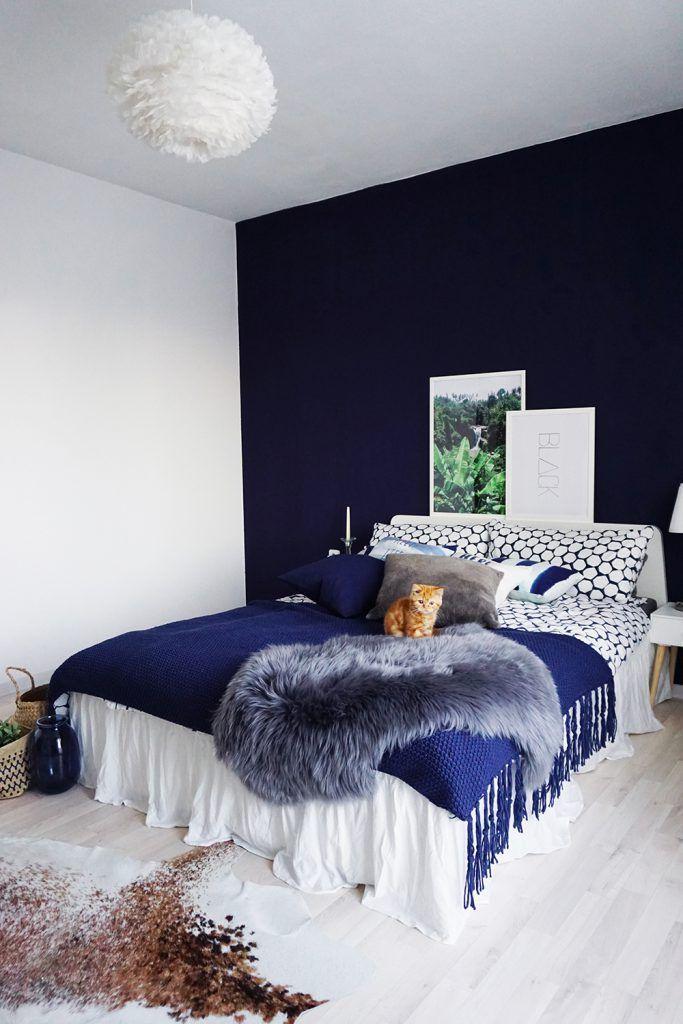 The Bedroom Colour Combo Here Is Magnificent Bedroomcolorideas Masterbedroom Bedroomdecorideas Zimmer Schlafzimmerfarbe Schlafzimmer Einrichten