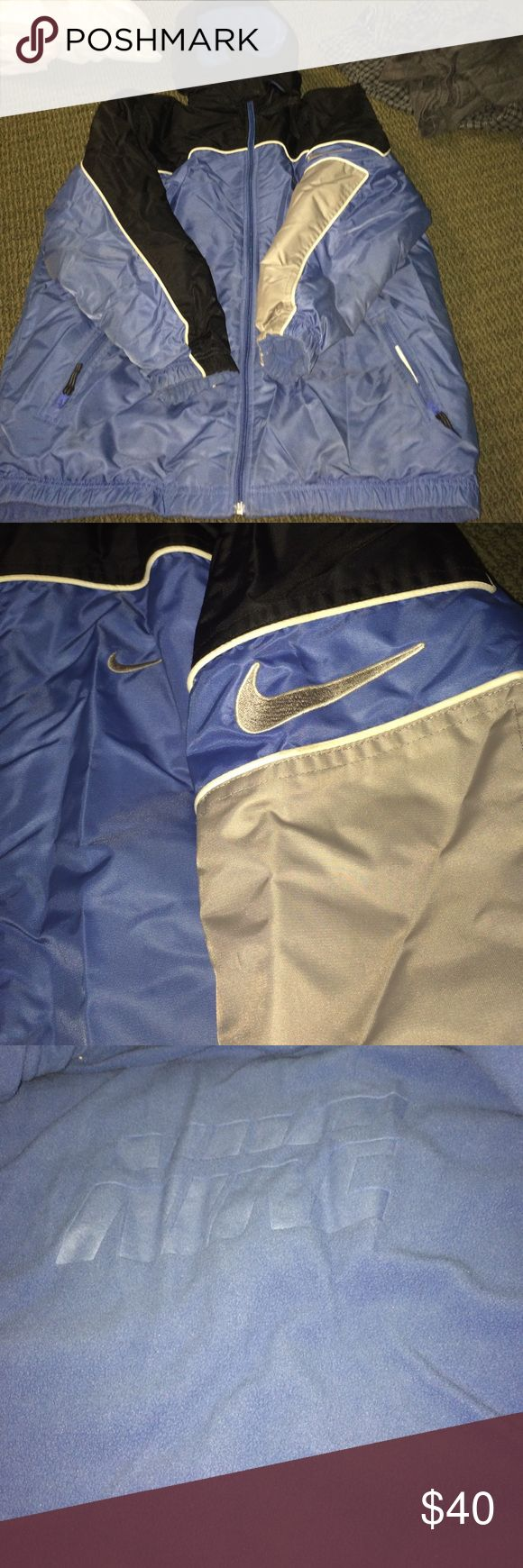 Nike Boys Winter Coat excellent condition. please ask for more pics. very warm. reversible Nike Jackets & Coats