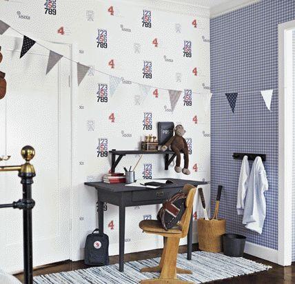 Boråstapeter har kommit med en riktigt fin barntapet som kommer att bli jättepopulär.Titta här nedanför på interiörbilden hur gullig den kan bli uppsatt i en barnkammare eller ungdomsrum, passar fa...