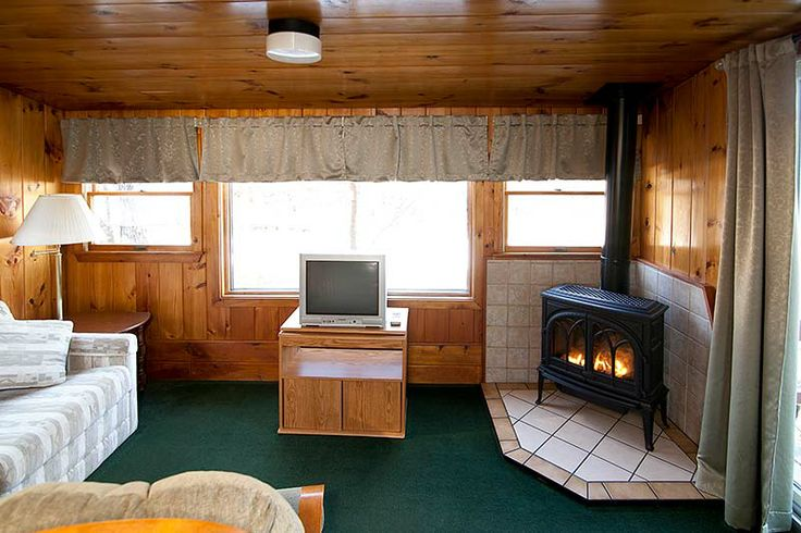 the interior of a salem ice cabin fish house. #icefishing | salem