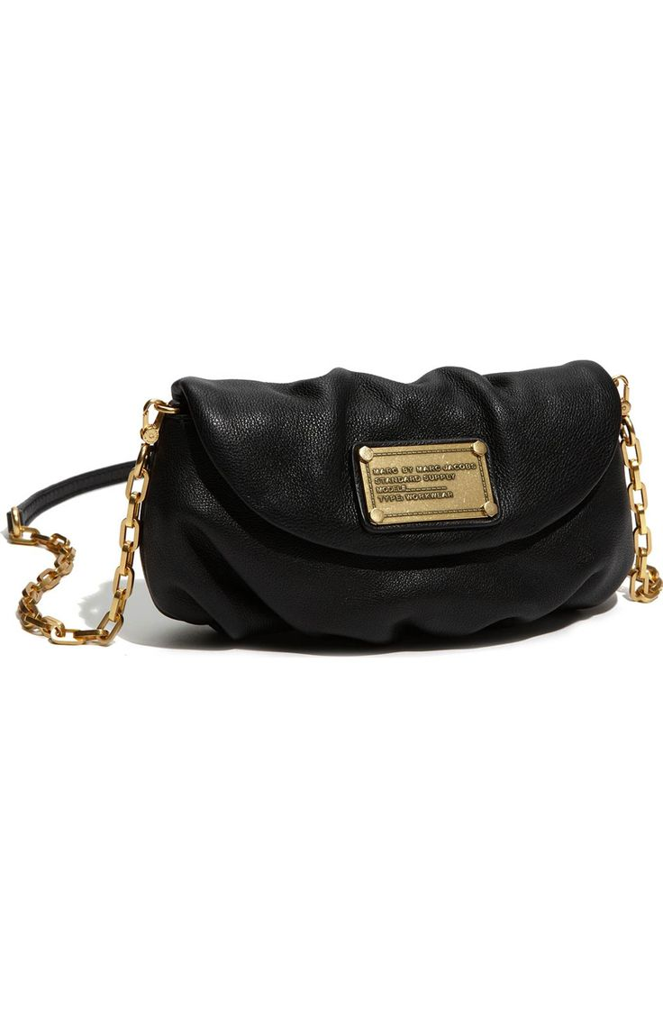 Main Image - MARC BY MARC JACOBS 'Classic Q - Karlie' Crossbody Flap Bag