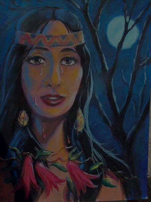 Zomo mapuche