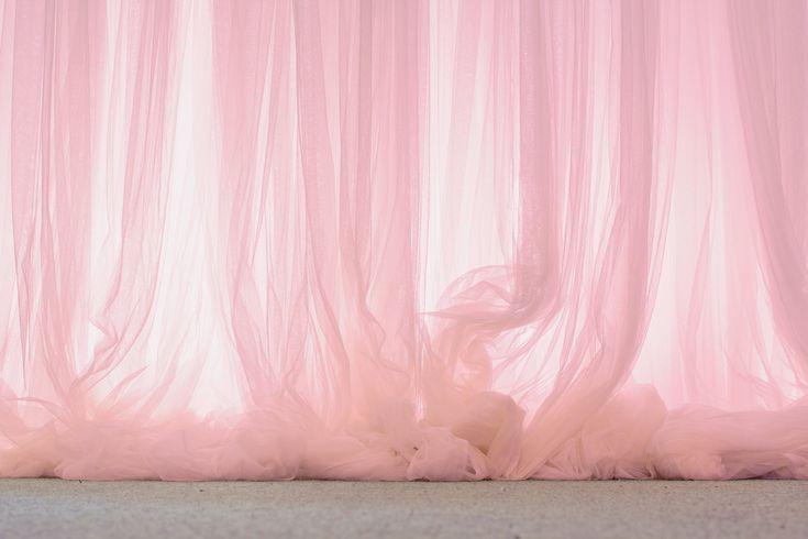 Pastel Sheer Curtain Panel Elegant Window Long Panel ...