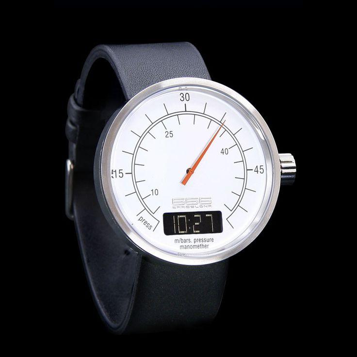 Under Pressure II watch