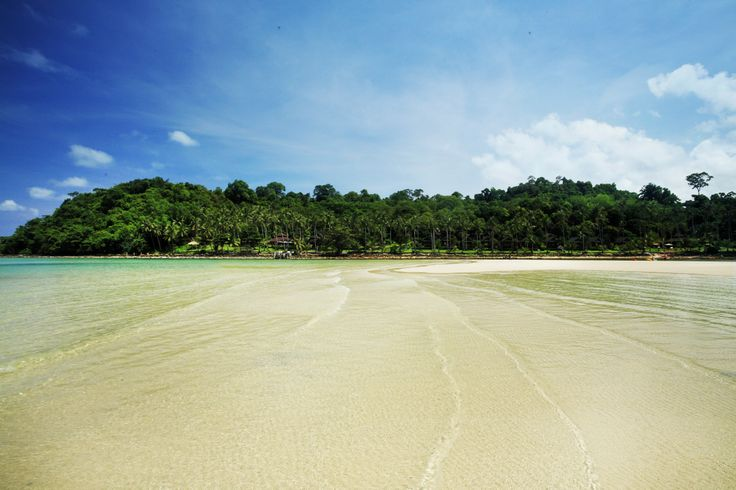 Tropical Island of Koh Kood Thailands 4th largest island with almost untouched beaches  #loveKohKood #Kohkood #paradise