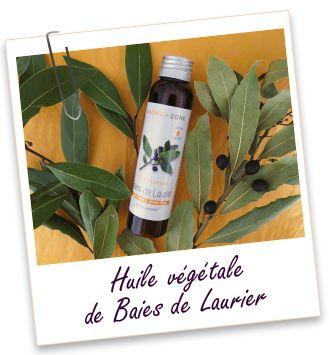 Huile végétale Baies de Laurier Aroma-Zone
