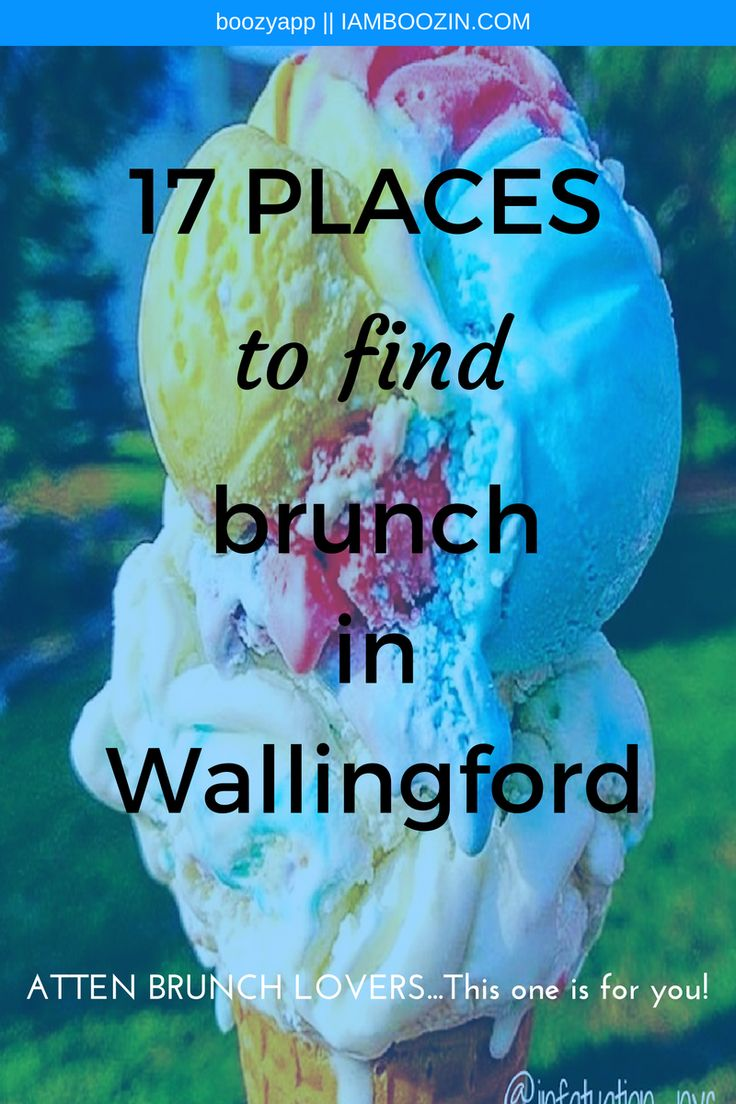 Brunch Seattle | 17 Places To Find Brunch In Wallingford....ATTENTION BRUNCH LOVERS...This one is for you!