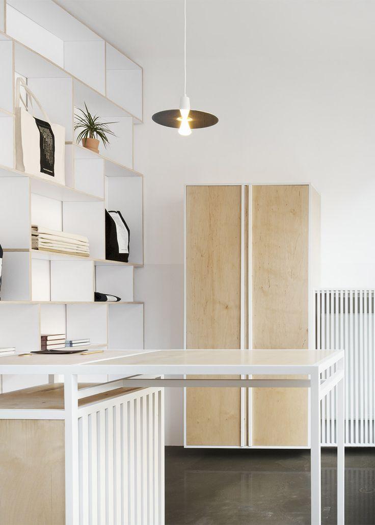 Thisispaper Shop in Warsaw by Thisispaper Studio