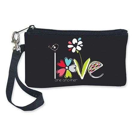 Love One Another Wristlet