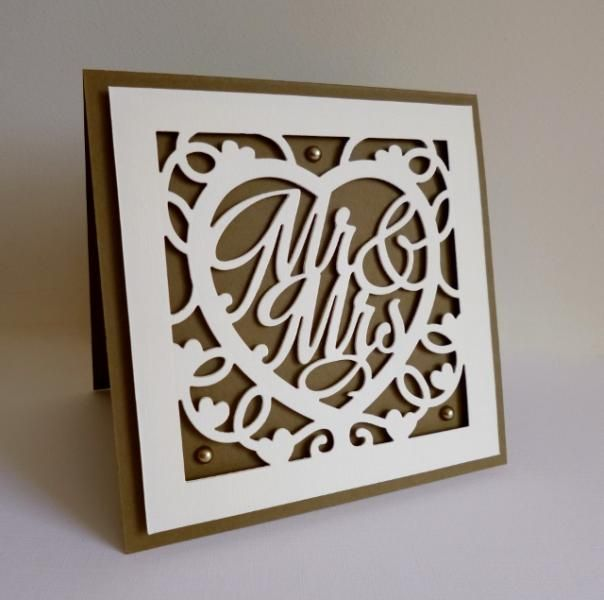 IC454 ~ Wedding by sistersandie - Cards and Paper Crafts at Splitcoaststampers