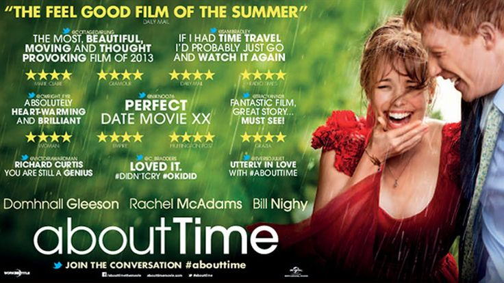 LaraluBooks: Film Review: About Time - Richard Curtis