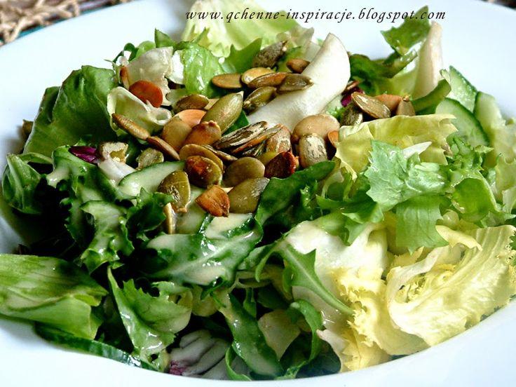 Qchenne-Inspiracje! FIT blog o zdrowym stylu życia i zdrowym odżywianiu. Kaloryczność potraw. : Jak poprawić trawienie przy wielkanocnym stole. Ja...