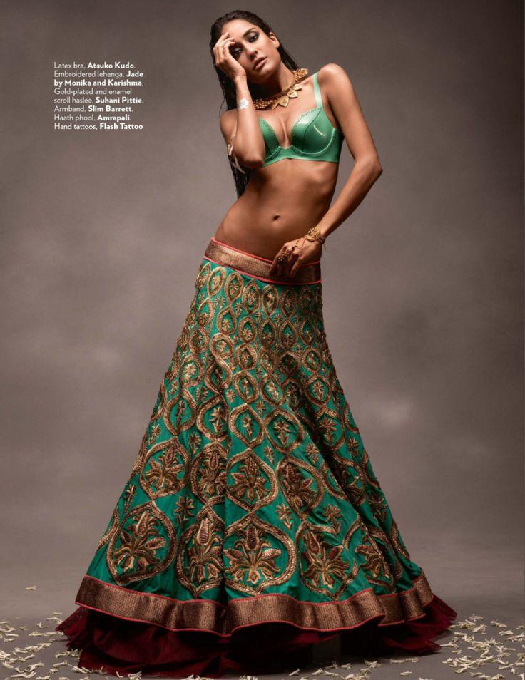 bronze age – by tarun vishwa for vogue india november 2014 issue | UniLi - Unique Lifestyle