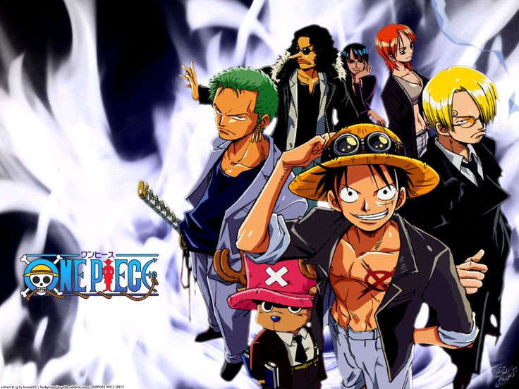 New One Piece Desktop