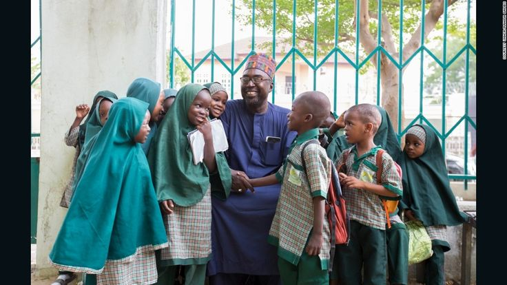 "{    ZANNAH MUSTAPHA: THE NIGERIAN MAN SAVING BOKO HARAM ORPHANS    }  #CNN .... ""Lawyer Zannah Mustapha is helping to educate displaced Boko Haram orphans and his efforts have earned him the United Nations' highest honor."".... https://amp.cnn.com/cnn/2017/09/21/africa/boko-haram-orphans-zannah-mustapha/index.html"
