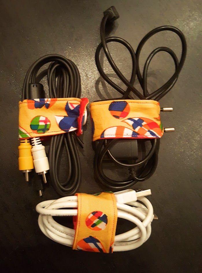 Kabel binders 3 stuks
