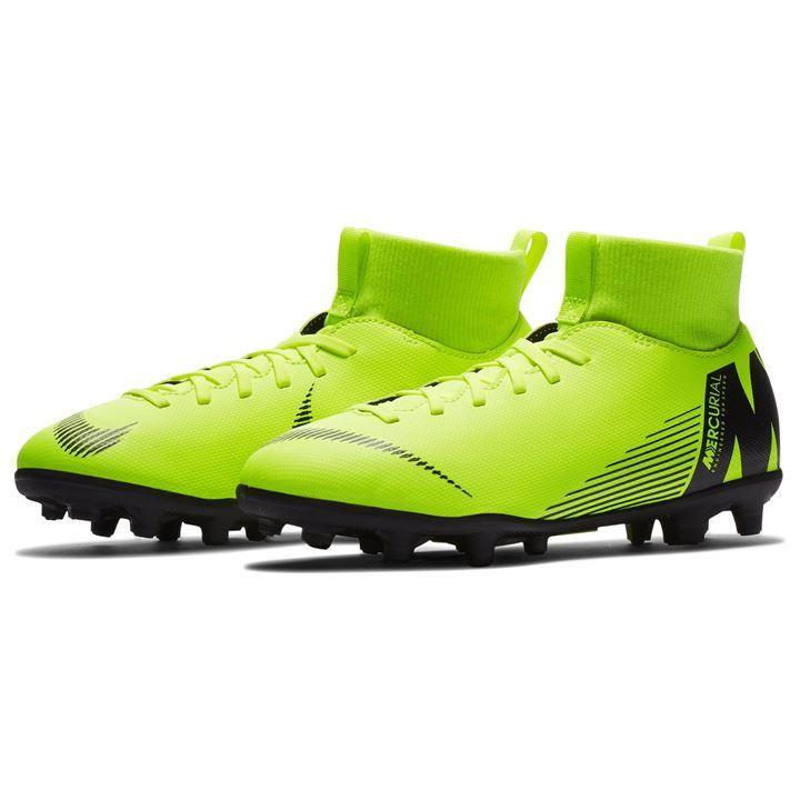 Football Shoes Nike Mercurial Superfly 7 Club Fg Mg M At7949 414 Blue Blue Football Shoes Superfly Football Boots
