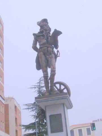 Monumento a Don Manuel Godoy