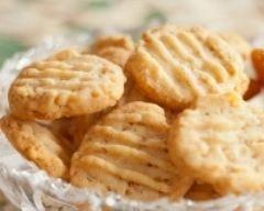 Biscuits salés à la moutarde à l'ancienne (facile, rapide) - Une recette CuisineAZ