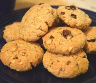 Chutné sušienky plné dobrôt sú ideálnym sústom na desiatu či olovrant