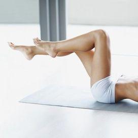 Altri esercizi per addominali e pancia piatta  Stai guardando: Fitness: pancia piatta in 8 mosse