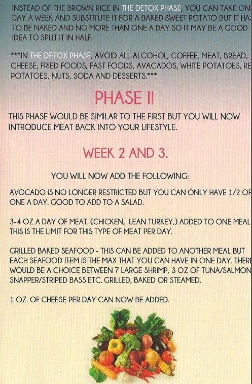 Black Girls Workout Too!  meal plan Page4