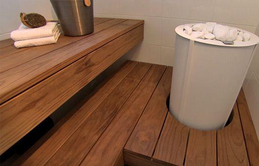 Tyylivarkaat 5.6: Sauna ja kylpyhuone uusiksi - MTV.fi - Koti - Tyylivarkaat
