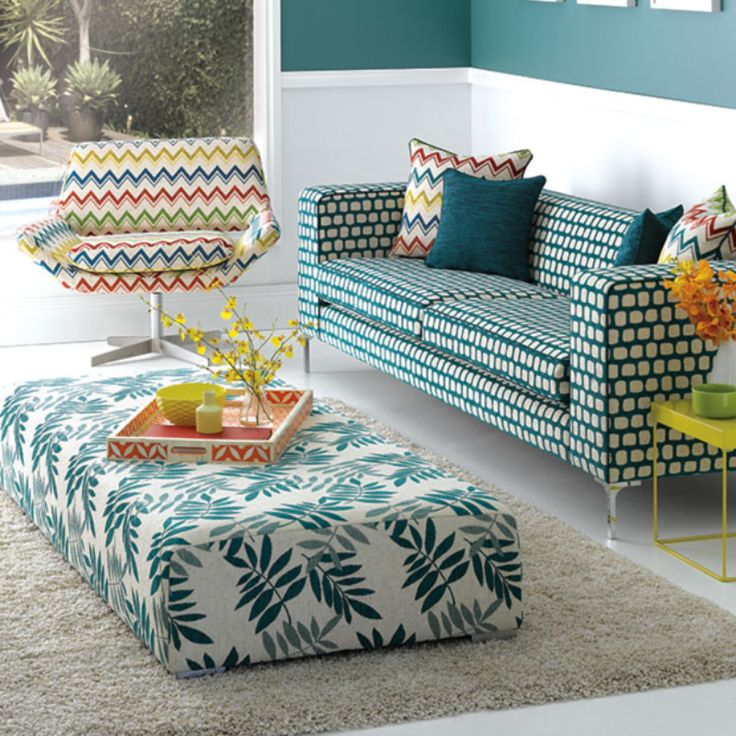 Warwick Fabrics : PIAZZA