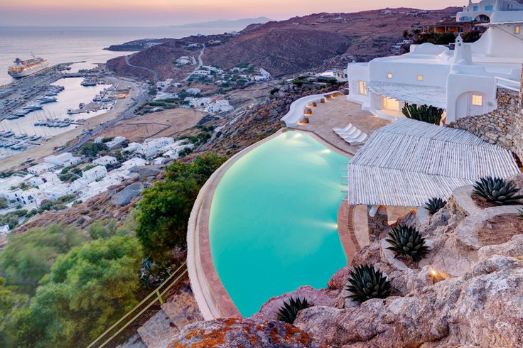 Have you considered investing in a #holiday home in Mykonos? #property