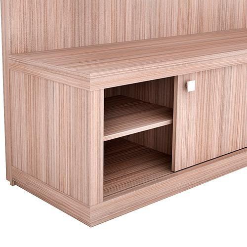 Foto 3 - Rack com Painel Wood Tamburato Grigio - Orb