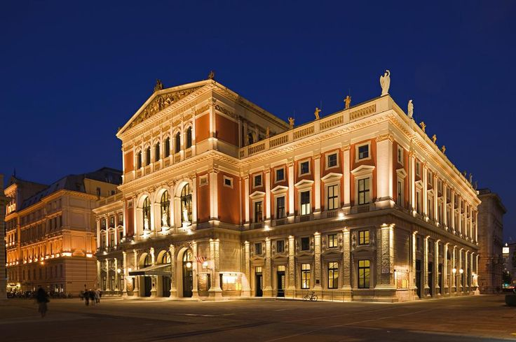 The Wiener Musikverein, Vienna