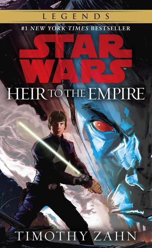Heir to the Empire: Star Wars (The Thrawn Trilogy) - Timothy Zahn