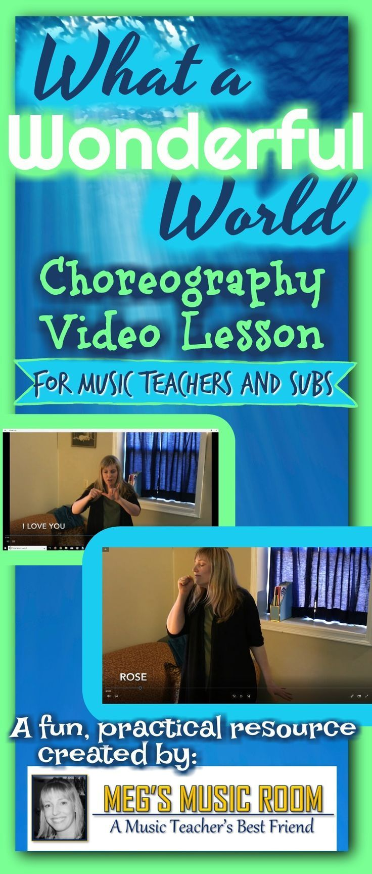 Easy music lesson plan choreography for what a wonderful world easy music lesson plan choreography for what a wonderful world this is great for black history month emergency sub plan when y ibookread