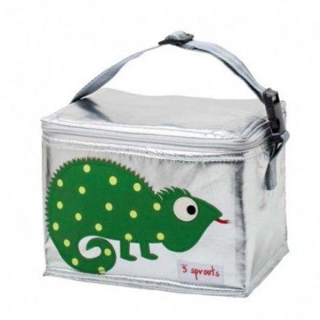 #cameleon #3sprouts #bebitus #miam #lunchbox #enfant #bebe #isotherme #sac #repas