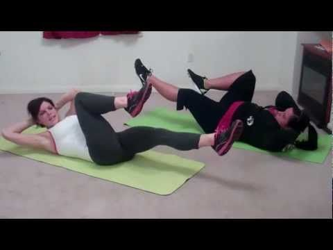 Flab Free Arms and Abs! Melissa Bender Fitness