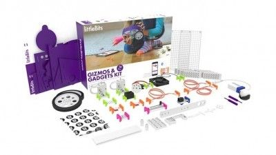 littleBits The Gizmos and Gadgets Kit
