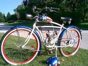All American bicycle!