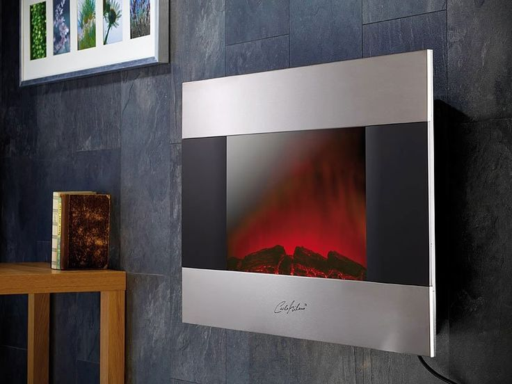 Pour la touche déco, le confort du chauffage sans savoir pour autant à débourser cher en travaux et bois, cette cheminée électronique est idéale.