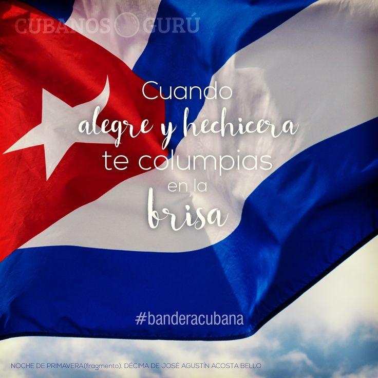 Mi bandera. #bandera #cuba #orgullocubano https://www.facebook.com/CubanosGuru/