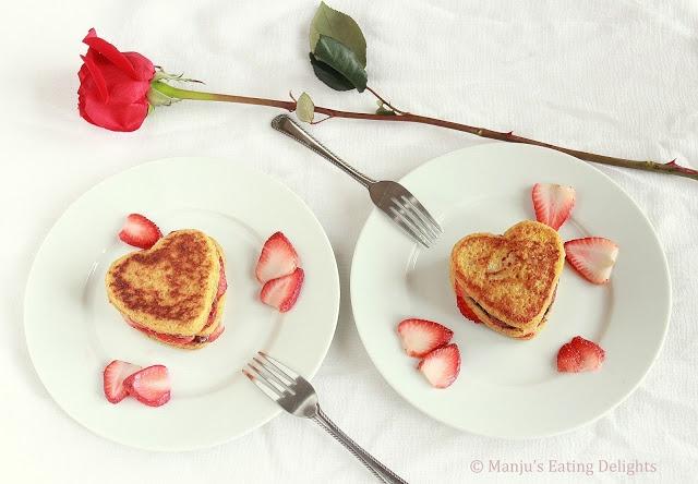 valentine's day nutella recipes