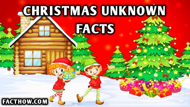 Christmas 50 Unknown Facts Hindi On Fact How Merry Christmas Wishes Christmas Wishes Christmas Trivia
