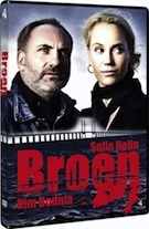 The Bridge (Danish/Swedish TV series)  - Scandinavian crime drama television series - really good