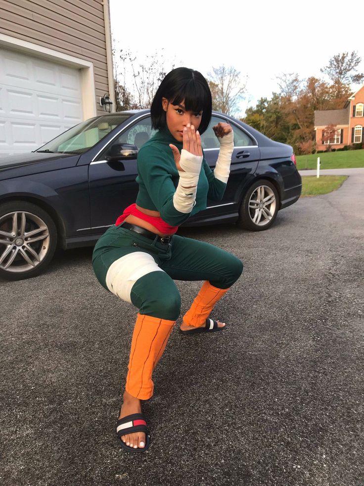 Pinterest   @ Haleyyxoo†   Black cosplayers, Naruto ...