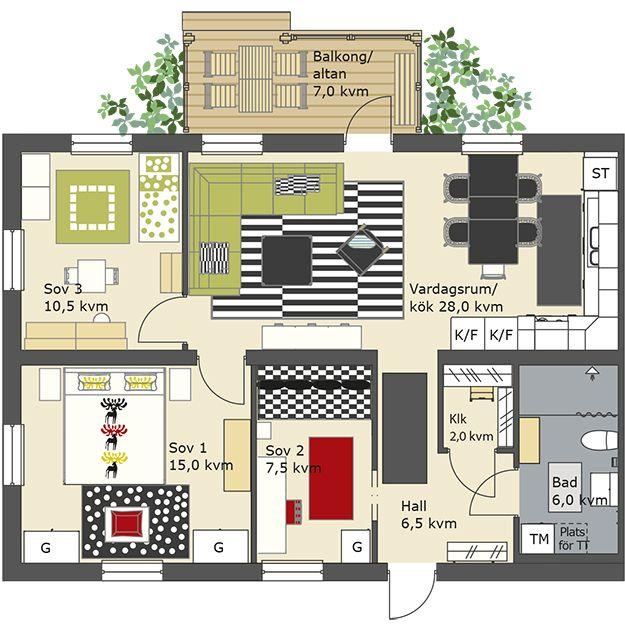 My future apartment