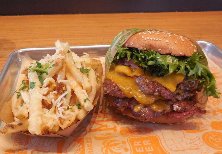 Triple Super Burger - Super Duper - Marina - San Francisco, CA