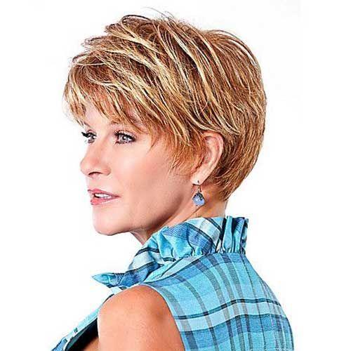 15 Short Hair Cuts For Women Over 40 Http Www Short