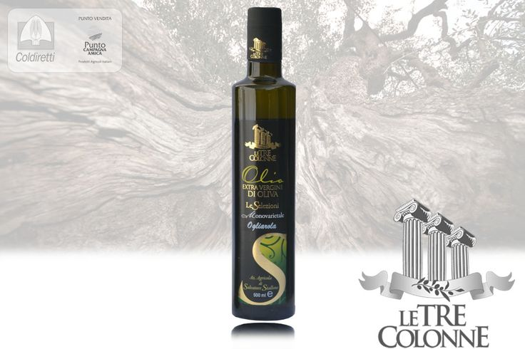 Ogliarola : Bottiglia 500ml Ogliarola Monovarietale